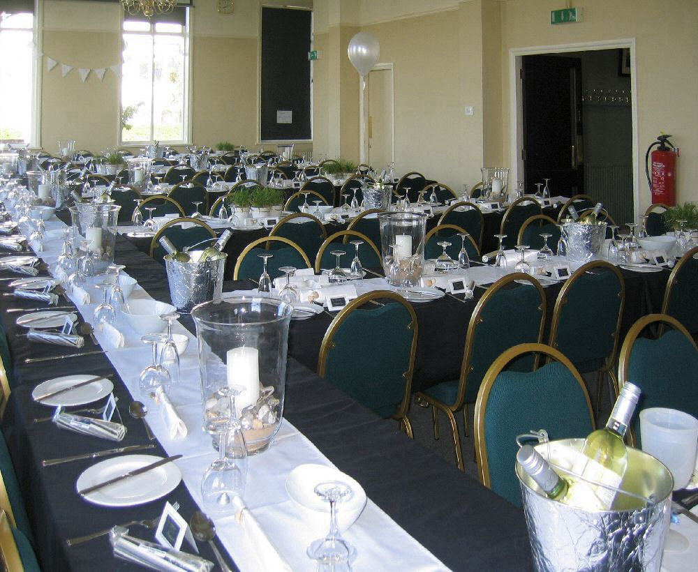 Ribble Room wedding breakfast